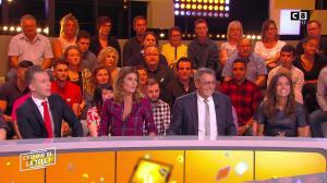Caroline Ithurbide et Francesca Antoniotti dans c'est Que de la Télé - 17/10/18 - 05