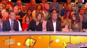 Caroline Ithurbide et FrancesÇa Antoniotti dans c'est Que de la Télé - 22/10/18 - 05