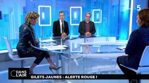 Caroline Roux dans C dans l'Air - 13/11/18 - 06