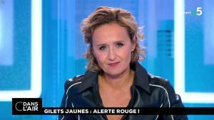 Caroline Roux dans C dans l'Air - 13/11/18 - 07