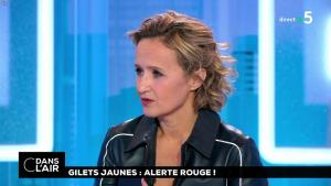 Caroline Roux dans C dans l'Air - 13/11/18 - 09