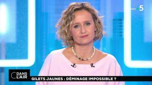 Caroline Roux dans C dans l'Air - 14/11/18 - 06