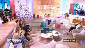 Christèle Albaret dans Ça Commence Aujourd'hui - 11/12/18 - 02