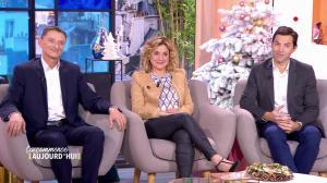 Christèle Albaret dans Ça Commence Aujourd'hui - 14/12/18 - 04
