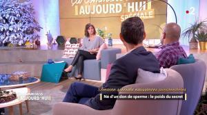 Faustine Bollaert dans Ca Commence Aujourd hui - 06/12/18 - 05