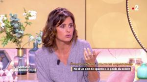 Faustine Bollaert dans Ça Commence Aujourd'hui - 06/12/18 - 06