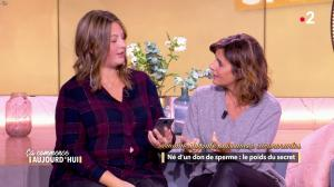 Faustine Bollaert dans Ca Commence Aujourd hui - 06/12/18 - 07