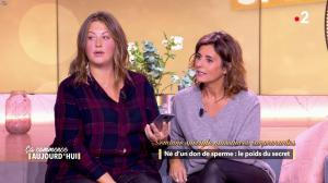 Faustine Bollaert dans Ca Commence Aujourd hui - 06/12/18 - 08