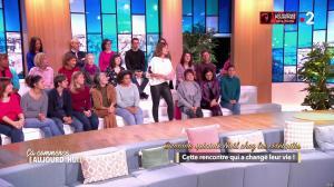 Faustine Bollaert dans Ça Commence Aujourd'hui - 10/12/18 - 04