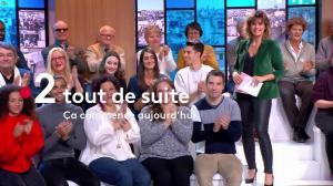 Faustine Bollaert dans Ça Commence Aujourd'hui - 14/12/18 - 02