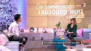 Faustine Bollaert dans Ça Commence Aujourd'hui - 14/12/18 - 06