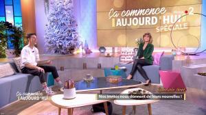 Faustine Bollaert dans Ça Commence Aujourd'hui - 14/12/18 - 07