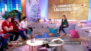 Faustine Bollaert dans Ça Commence Aujourd'hui - 14/12/18 - 19