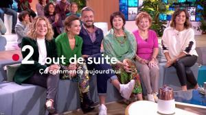 Faustine Bollaert et Christele Albaret dans Ça Commence Aujourd'hui - 10/12/18 - 02