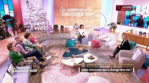 Faustine Bollaert et Christele Albaret dans Ça Commence Aujourd'hui - 10/12/18 - 13