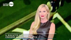 FederiÇa Panicucci dans Mattino 5 - 07/11/18 - 04