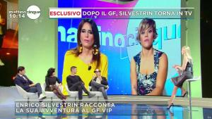 FederiÇa Panicucci dans Mattino 5 - 07/11/18 - 06