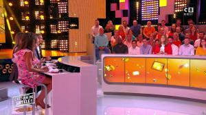 FrancesÇa Antoniotti dans c'est Que de la Télé - 04/09/18 - 03