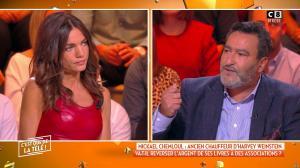 FrancesÇa Antoniotti dans c'est Que de la Télé - 06/11/18 - 04