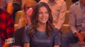 Francesca Antoniotti dans c'est Que de la Télé - 17/10/18 - 02