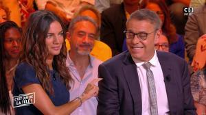 FrancesÇa Antoniotti dans c'est Que de la Télé - 19/09/18 - 01
