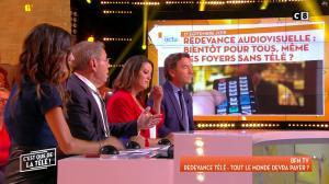 FrancesÇa Antoniotti dans c'est Que de la Télé - 19/09/18 - 02