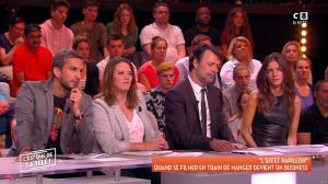 FrancesÇa Antoniotti dans c'est Que de la Télé - 22/05/18 - 10