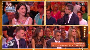FrancesÇa Antoniotti dans c'est Que de la Télé - 23/05/18 - 01