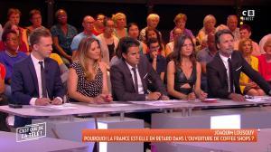 FrancesÇa Antoniotti dans c'est Que de la Télé - 25/06/18 - 04