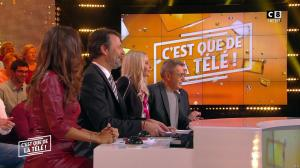 FrancesÇa Antoniotti dans c'est Que de la Télé - 26/10/18 - 03