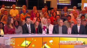 FrancesÇa Antoniotti dans c'est Que de la Télé - 26/10/18 - 05