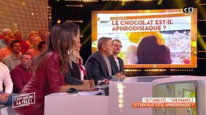 FrancesÇa Antoniotti dans c'est Que de la Télé - 26/10/18 - 06