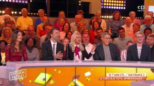 FrancesÇa Antoniotti dans c'est Que de la Télé - 26/10/18 - 07