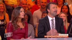 FrancesÇa Antoniotti dans c'est Que de la Télé - 26/10/18 - 10