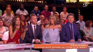 FrancesÇa Antoniotti dans c'est Que de la Télé - 30/05/18 - 11