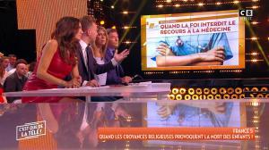 FrancesÇa Antoniotti dans c'est Que de la Télé - 30/05/18 - 13