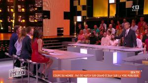 FrancesÇa Antoniotti dans c'est Que de la Télé - 30/05/18 - 14