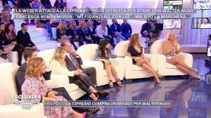 FrancesÇa Cipriani et Angela Melillo dans Pomeriggio 5 - 27/11/18 - 04