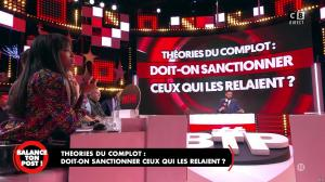 Hapsatou Sy dans Balance ton Post - 14/12/18 - 02