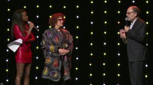 Hapsatou Sy dans Ceremonie des Lauriers - 12/02/18 - 09