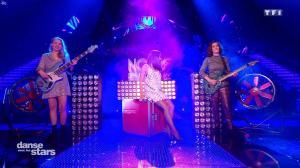 Jenifer Bartoli dans Danse avec les Stars - 03/11/18 - 01