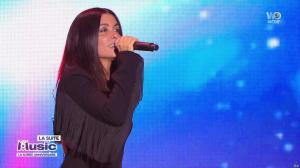 Jenifer Bartoli dans M6 Music les 20 Ans - 02/10/18 - 04