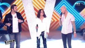 Jenifer Bartoli dans The Voice Kids - 30/09/17 - 12