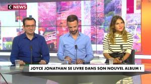 Joyce Jonathan dans l'Info Qui Fait du Bien - 06/10/18 - 01