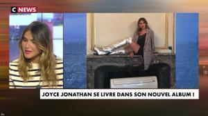 Joyce Jonathan dans l'Info Qui Fait du Bien - 06/10/18 - 03