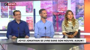 Joyce Jonathan dans l'Info Qui Fait du Bien - 06/10/18 - 04