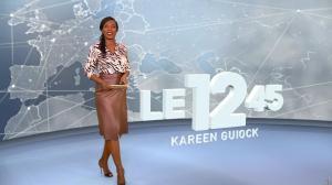 Kareen Guiock dans le 12-45 - 15/11/18 - 01