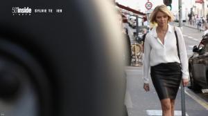 Sylvie Tellier dans 50 Minutes Inside - 03/11/18 - 01