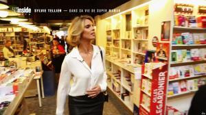 Sylvie Tellier dans 50 Minutes Inside - 03/11/18 - 04