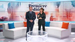 Adeline Francois dans Première Edition - 17/12/19 - 01